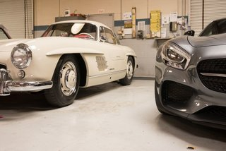 What's It Like To Specialize In Restoring The Mighty Mercedes-Benz 300SL? - Photo 2 of 13 -