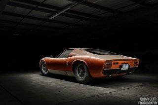 This Lamborghini Miura Is A Family Heirloom Barn Find - Photo 1 of 21 -