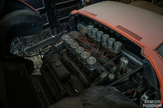 This Lamborghini Miura Is A Family Heirloom Barn Find - Photo 6 of 21 -
