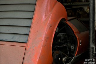 This Lamborghini Miura Is A Family Heirloom Barn Find - Photo 7 of 21 -