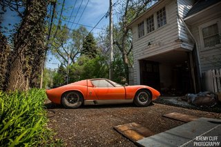 This Lamborghini Miura Is A Family Heirloom Barn Find - Photo 9 of 21 -