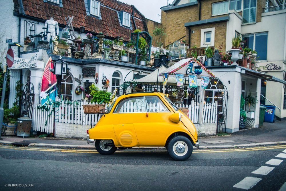 Photo 2 of 17 in Is The BMW Isetta A Perfect City-Sized Classic?