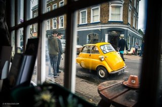 Is The BMW Isetta A Perfect City-Sized Classic? - Photo 4 of 16 -