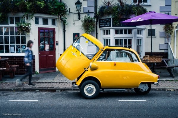 Photo 8 of 17 in Is The BMW Isetta A Perfect City-Sized Classic?