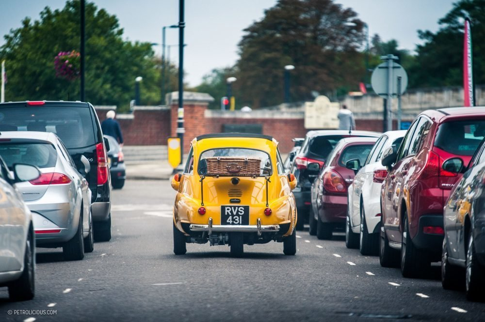 Photo 9 of 17 in Is The BMW Isetta A Perfect City-Sized Classic?