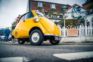Is The BMW Isetta A Perfect City-Sized Classic? - Photo 14 of 16 -