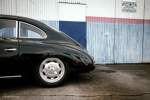 Photo 15 of 16 in This Stunning Outlaw 356 Can Be Found Cruising The Streets Of San Diego