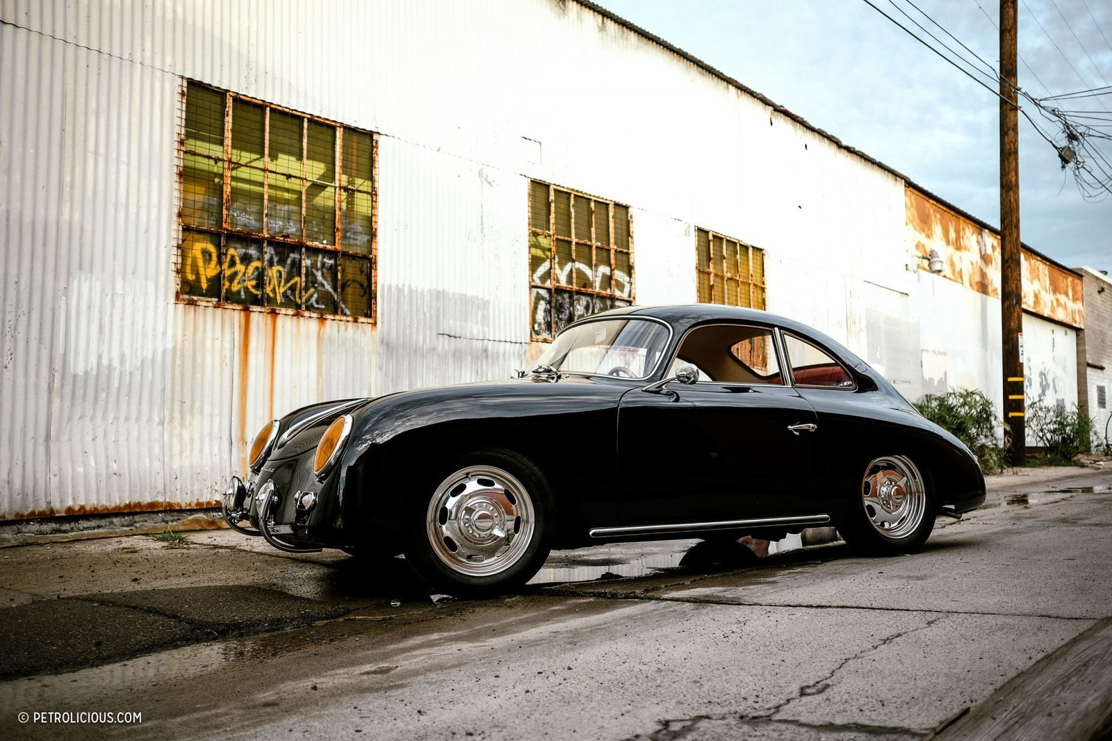 Photo 4 of 16 in This Stunning Outlaw 356 Can Be Found Cruising The Streets Of San Diego
