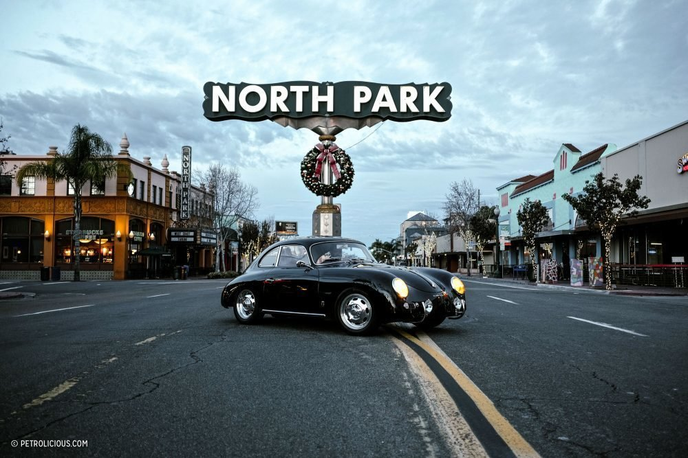 Photo 2 of 16 in This Stunning Outlaw 356 Can Be Found Cruising The Streets Of San Diego