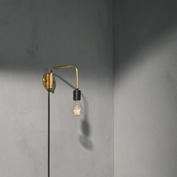 Tribeca Staple Wall Lamp