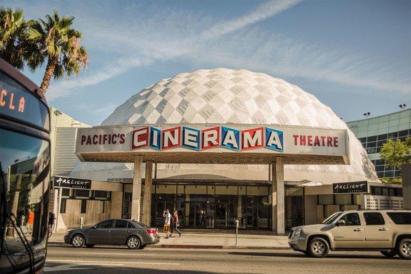 #cineramaarclight #cinemas #losangeles #california #livetheredwellthere