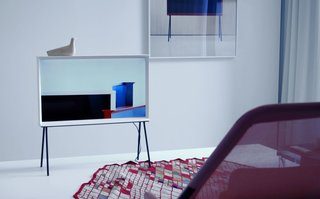 Samsung Serif: A Midcentury Modern Television - Photo 2 of 12 -