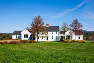 Traditional Farmhouse Meets Contemporary Living - Photo 2 of 7 -