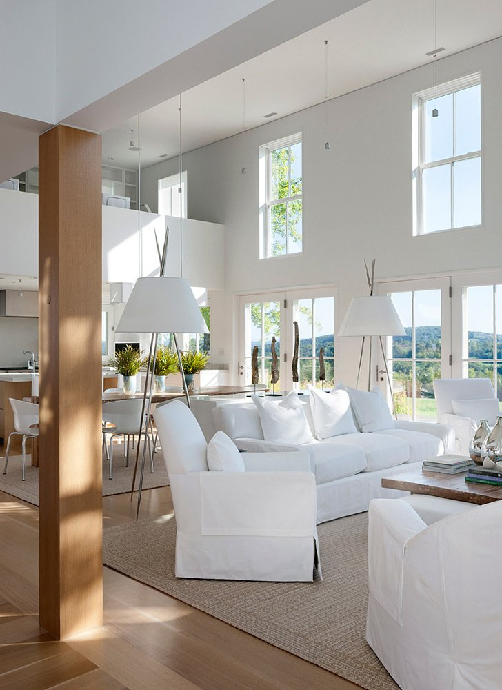 Photo 6 of 8 in Traditional Farmhouse Meets Contemporary Living