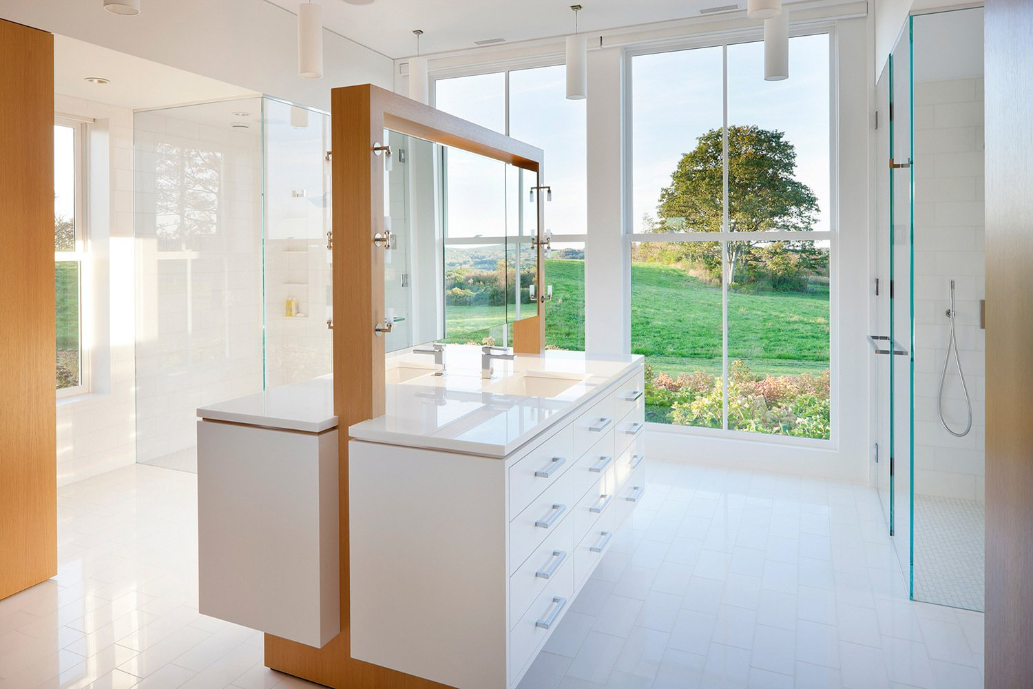 Photo 8 of 8 in Traditional Farmhouse Meets Contemporary Living