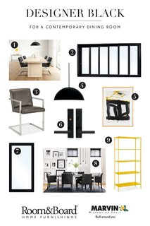Diagnosing Your Designer Black Style: Three Rooms, Three Ways - Photo 1 of 3 -