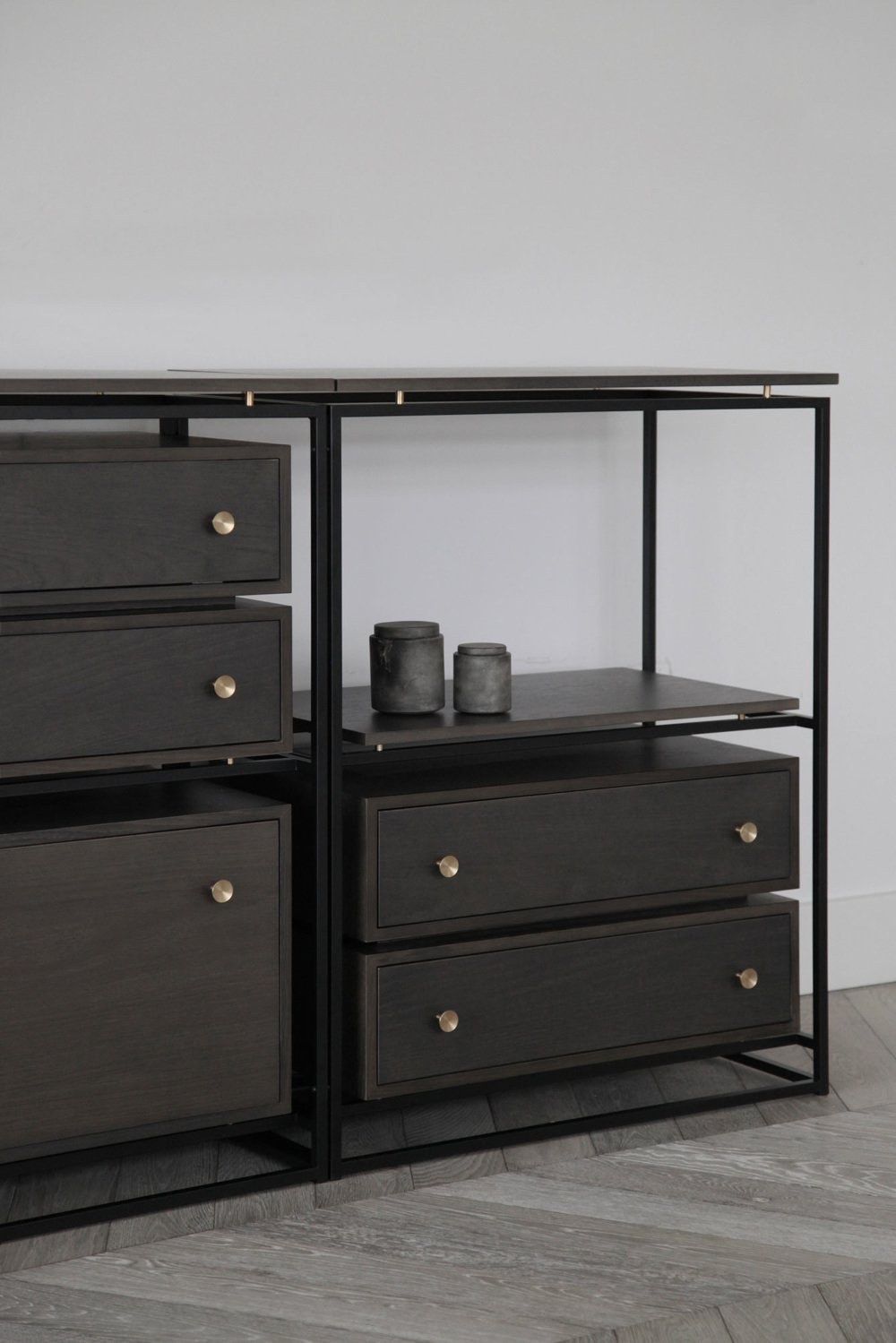 Photo 2 of 4 in Oda Storage System by Theresa Arns