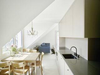 Reconstruction of A Townhouse by idA - Photo 2 of 3 -