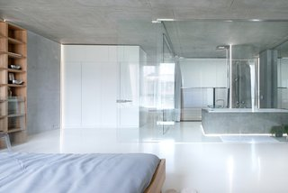 Apartment W_G+BETON by ARCH.625 - Photo 2 of 3 -