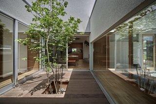 Foyer House by Toki Architect Design Office - Photo 3 of 3 -