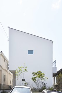 Sunset House by Kentarou Tomita Architect Office
