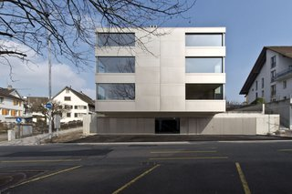 Mehrfamilienhaus in Männedorf by Hurst Song Architekten