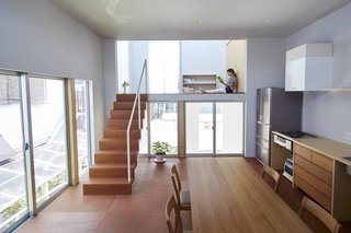 Residence and Playground by Sota Matsuura Architects