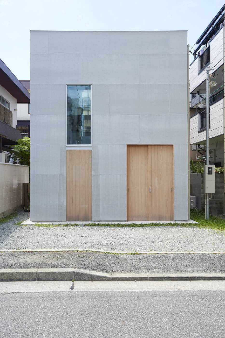 Unabashedly Strange Houses in Japan from Residence and Playground by Sota Matsuura Architects