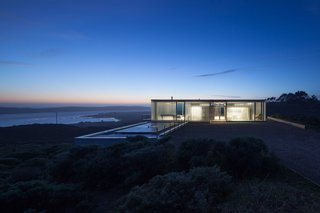 Glass House on California's North Coast