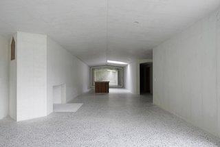 House in Laax by Valerio Olgiati