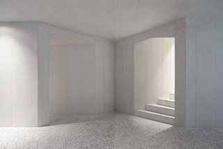 House in Laax by Valerio Olgiati - Photo 5 of 5 -