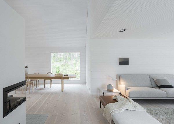 House K by Hirvilammi Architects