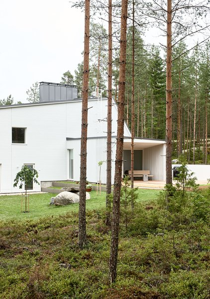 Photo 3 of 6 in House K by Hirvilammi Architects