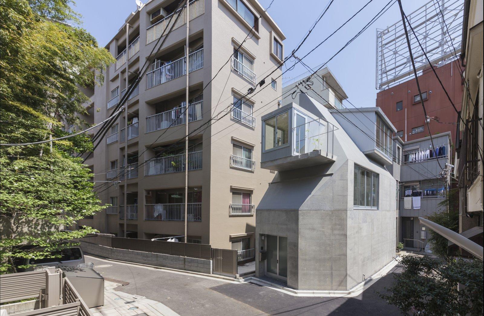 Unabashedly Strange Houses in Japan
