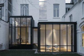 Maison de Maître by Hans Verstuyft Architecten