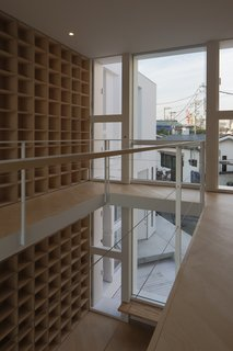 House with 30,000 Books by Takuro Yamamoto Architects - Photo 1 of 6 -