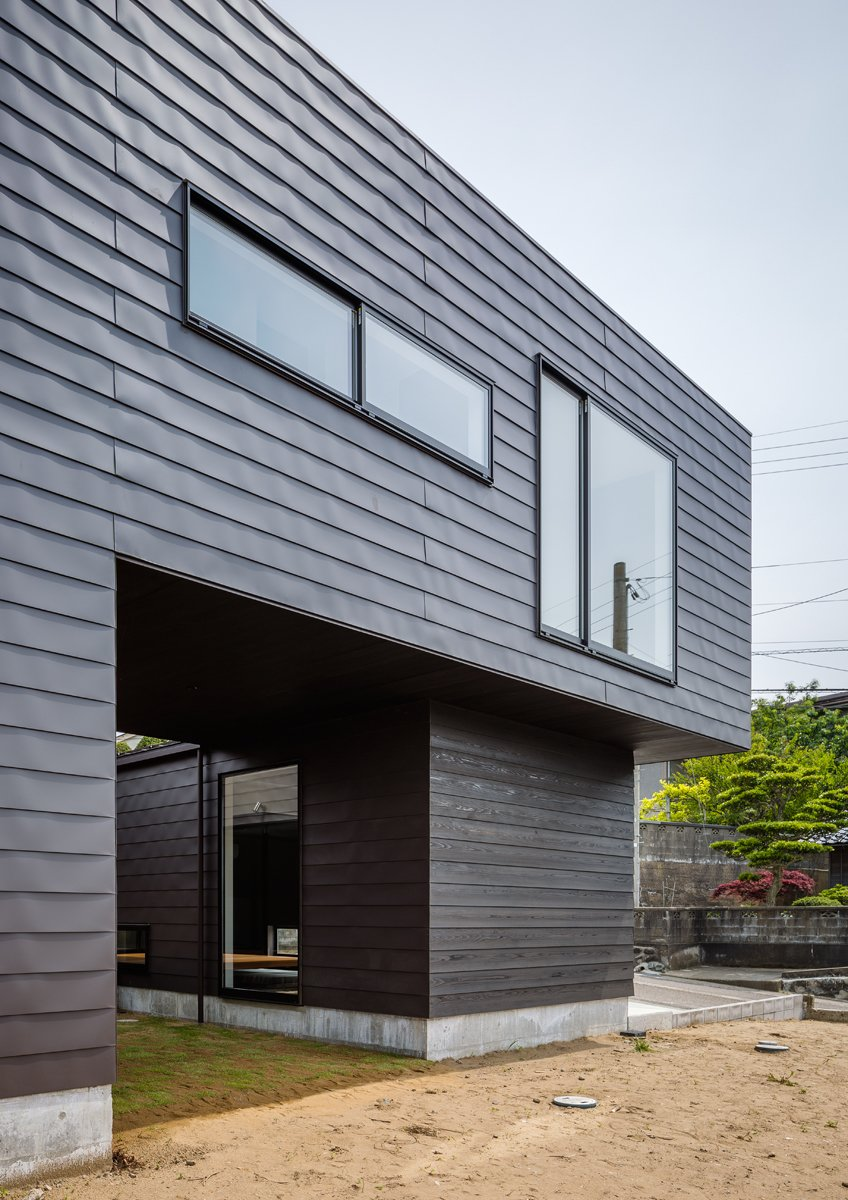 Photo 2 of 7 in Residence in Sotohisumi by Nakasai Architects