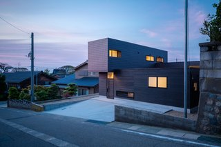 Residence in Sotohisumi by Nakasai Architects - Photo 6 of 6 -