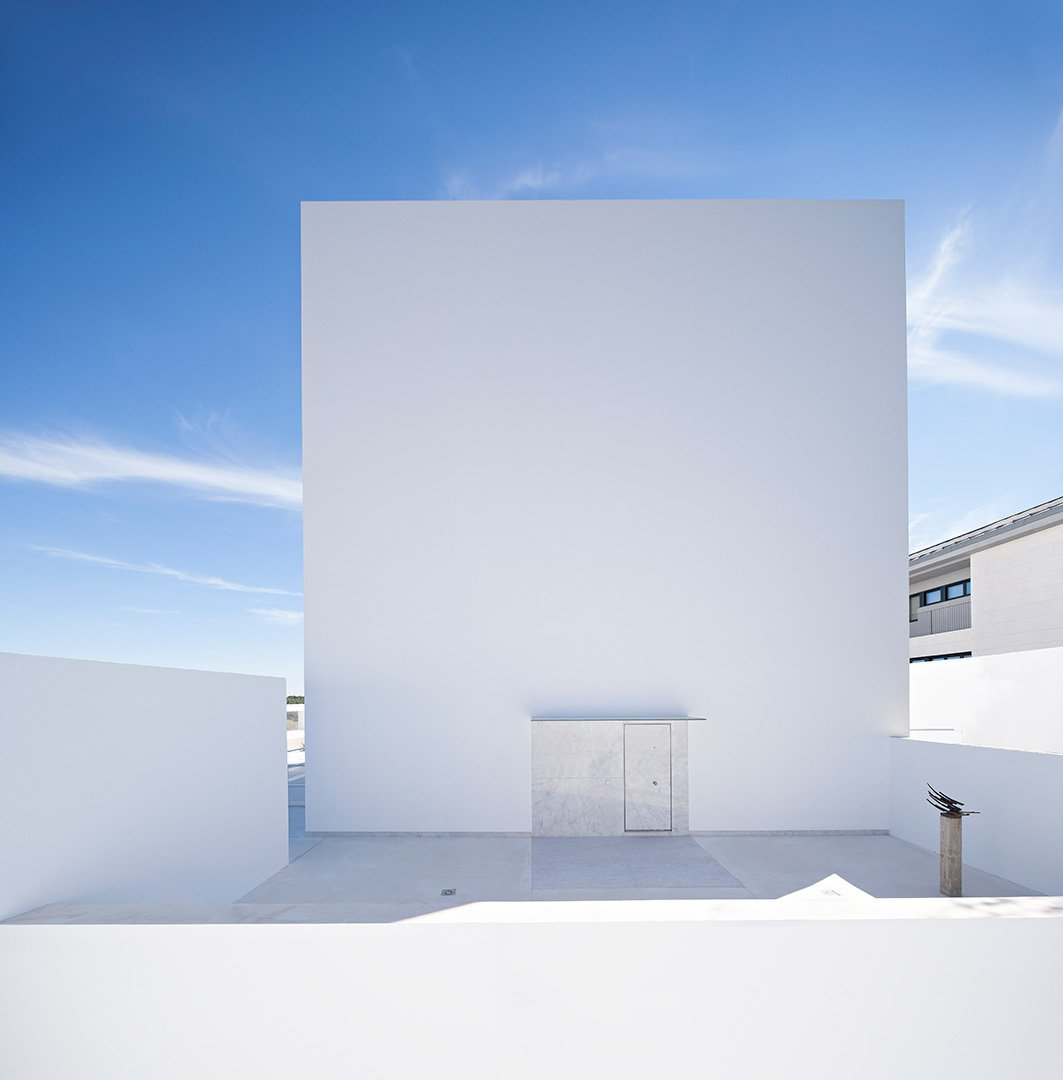 Photo 1 of 6 in Raumplan House by Alberto Campo Baeza