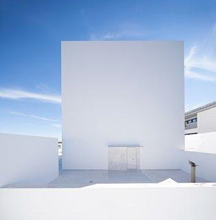 Raumplan House by Alberto Campo Baeza