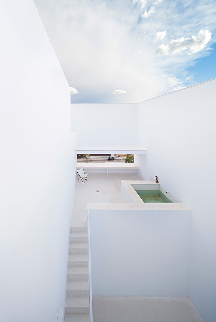 Photo 5 of 6 in Raumplan House by Alberto Campo Baeza
