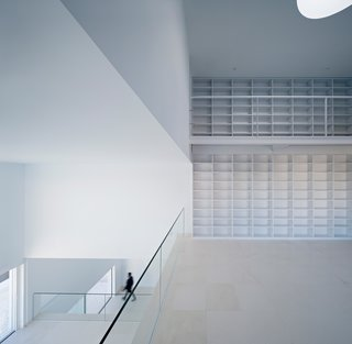 Raumplan House by Alberto Campo Baeza - Photo 5 of 5 -