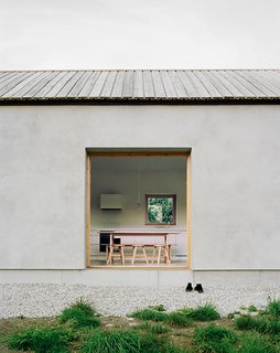 House on Gotland by Etat Arkitekter - Photo 3 of 5 -