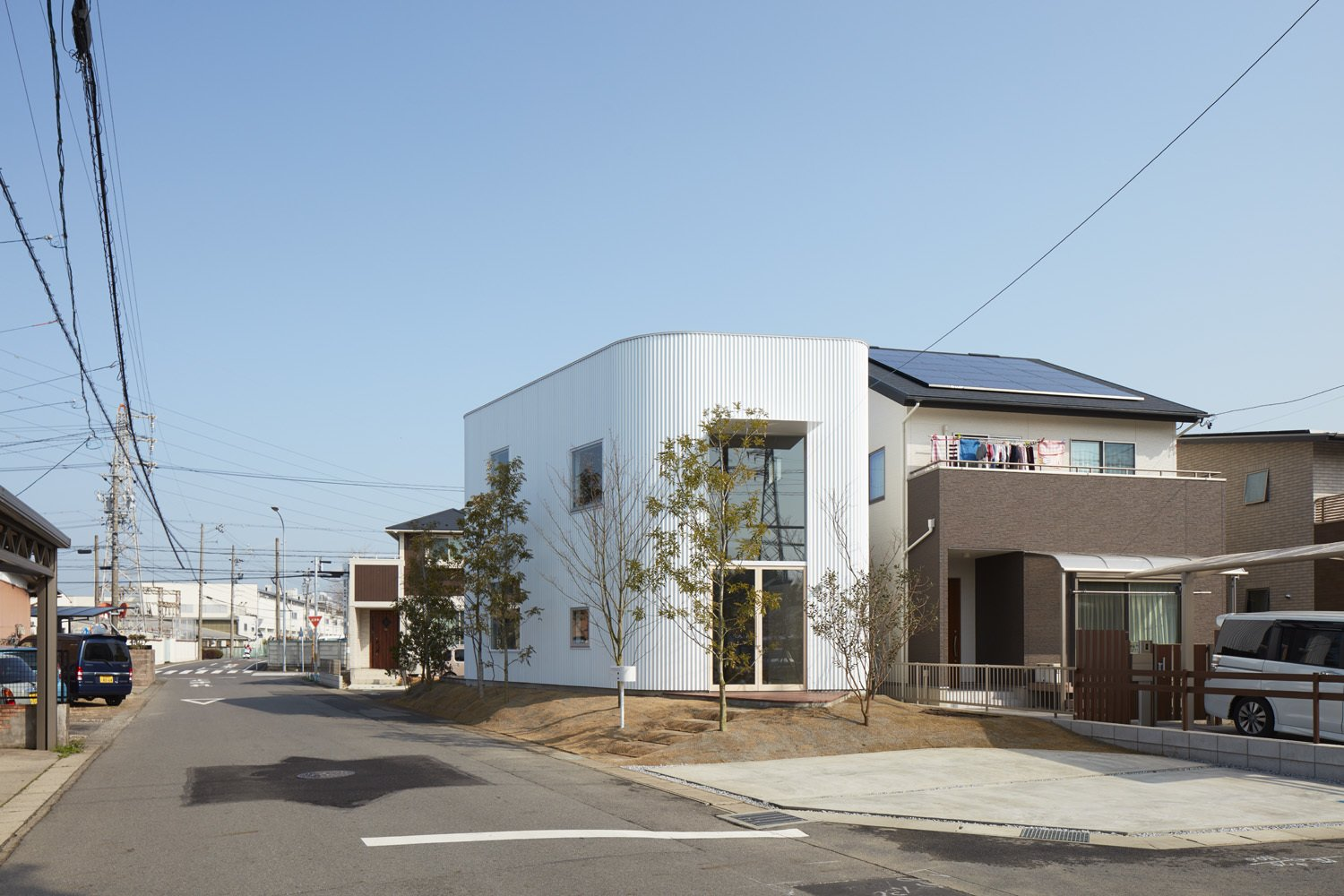 Photo 1 of 10 in House in Ohguchi by Airhouse