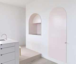 Footscray Apartment by BoardGrove Architects - Photo 4 of 7 -
