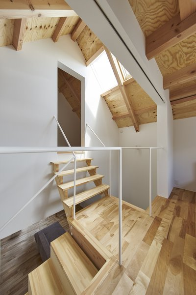 Photo 6 of 9 in House in Suwamachi by Kazuya Saito Architects