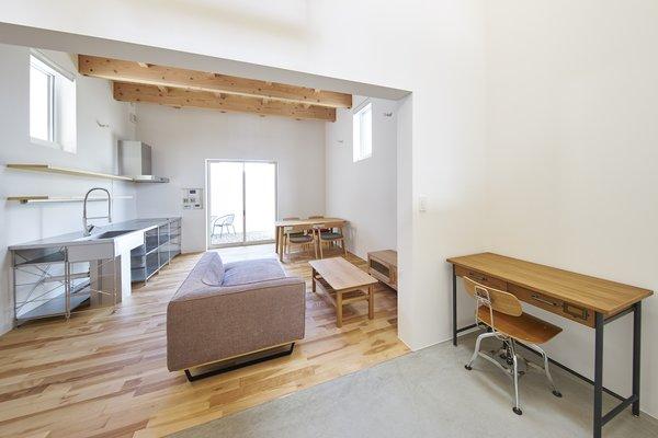 Photo 8 of 9 in House in Suwamachi by Kazuya Saito Architects