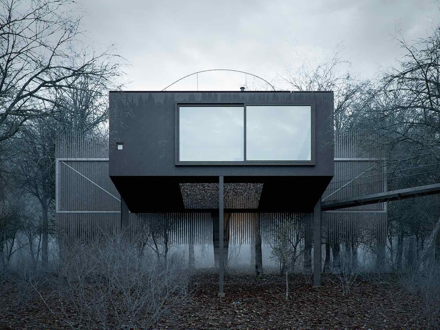 Photo 2 of 6 in Mask House by WOJR