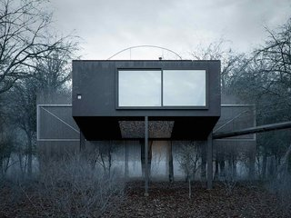Mask House by WOJR - Photo 1 of 5 -
