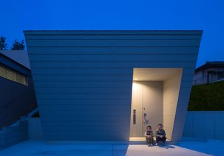 5-in-1 Room Dwelling by Matsuyama Architects and Associates - Photo 2 of 4 -